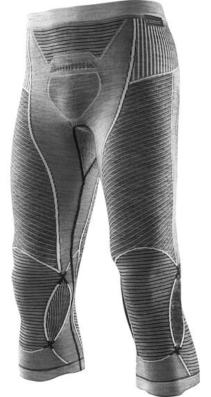 X-Bionic Apani Merino By Fastflow Ondergoed onderlijf grijs/wit